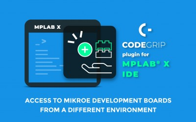 CODEGRIP Plugin for MPLAB X