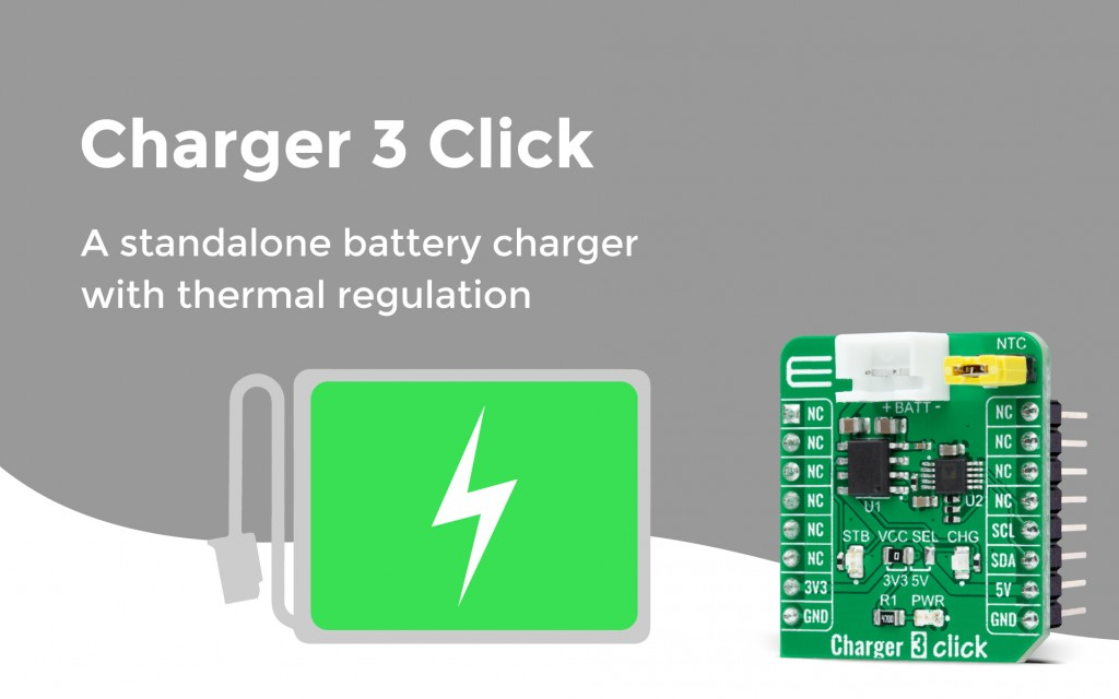 Charger 3 Click