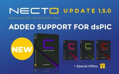 NECTO Studio Update 1.5.0