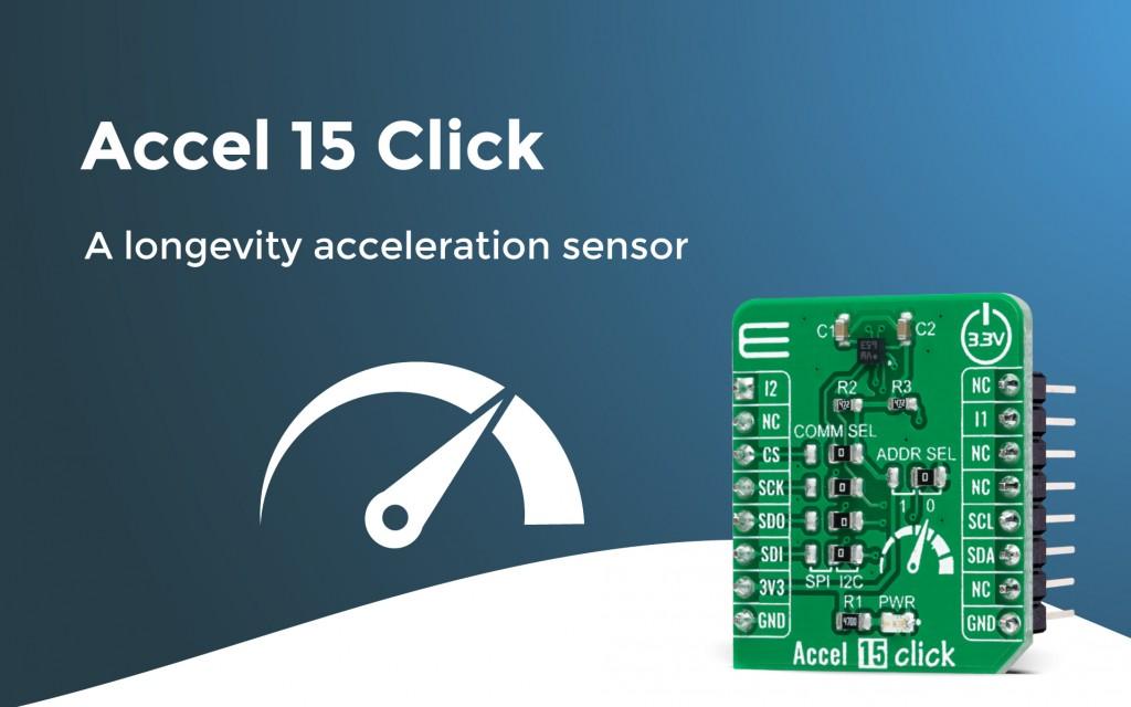 Accel 15 Click