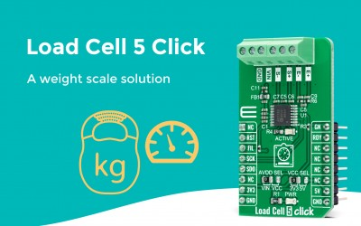 Load Cell 5 Click