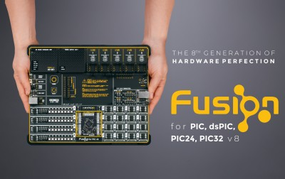 Fusion for PIC v8