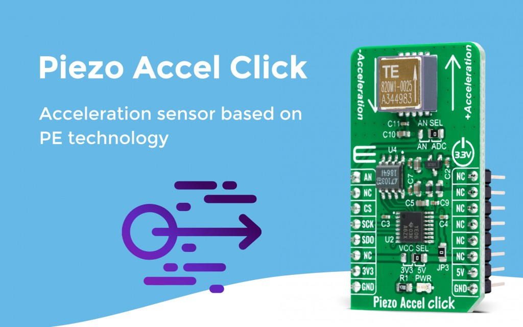 Piezo Accel Click