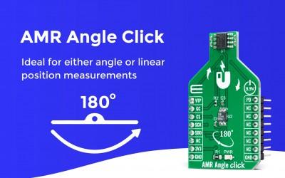 AMR Angle Click