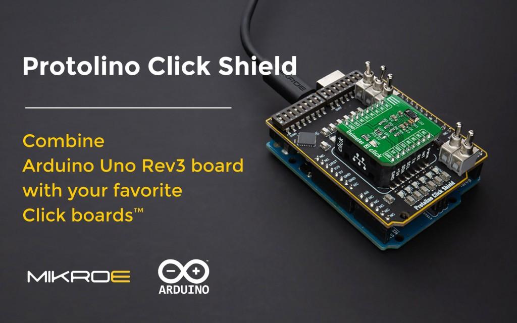 Protolino Click Shield