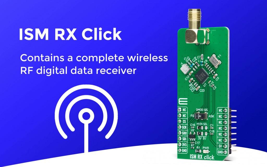 ISM RX Click