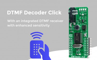 DTMF Decoder Click
