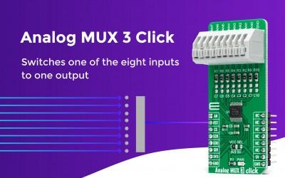 Analog MUX 3 Click