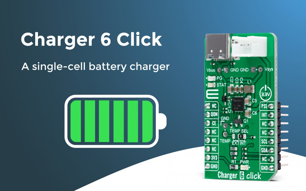 Charger 6 Click