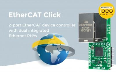 EtherCAT Click