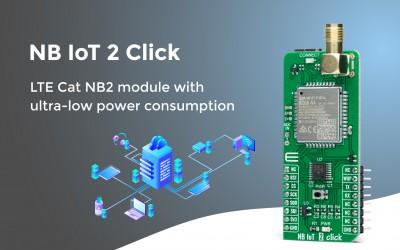 NB IoT 2 Click