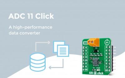 ADC 11 Click