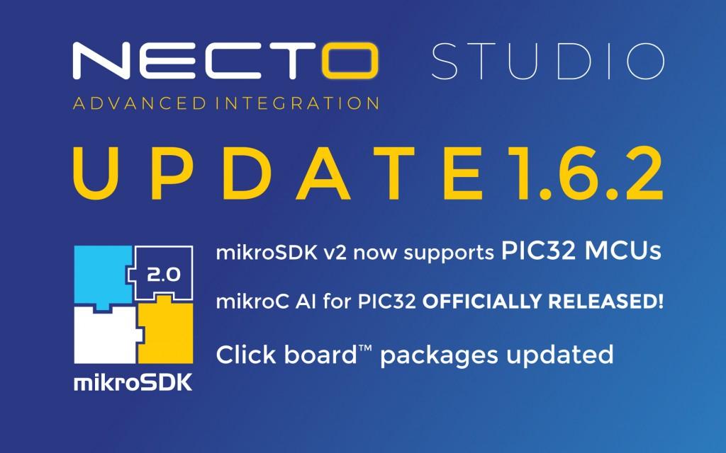 NECTO Studio UPDATE 1.6.2