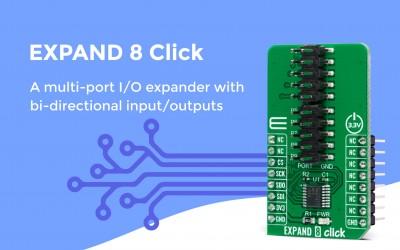 Expand 8 Click