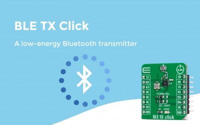 BLE TX Click