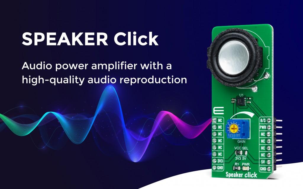 Speaker Click