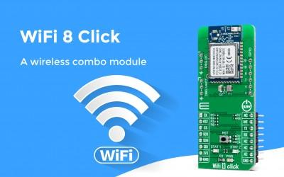 WiFi 8 Click
