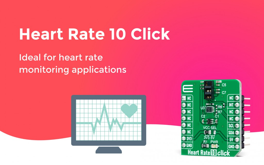Heart Rate 10 Click