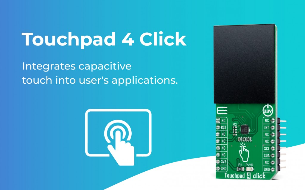 Touchpad 4 Click