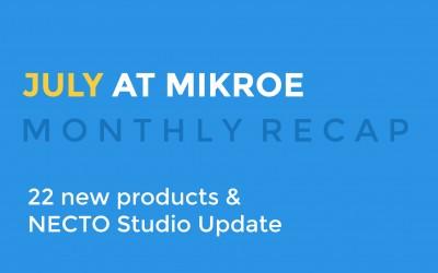 July at Mikroe