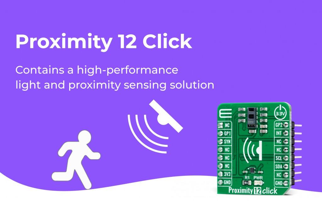 Proximity 12 Click