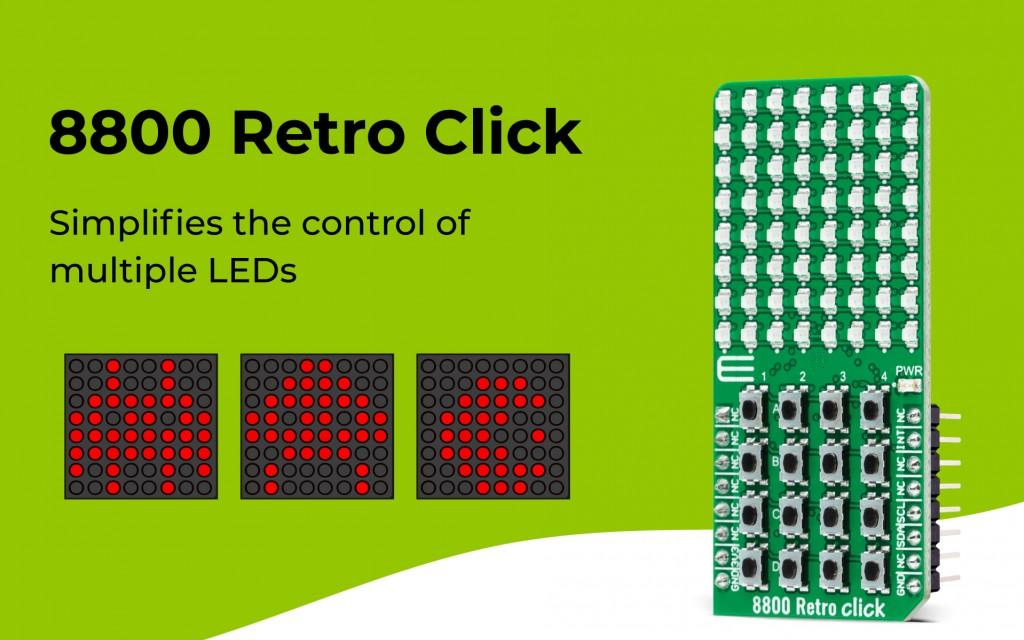 8800 Retro Click