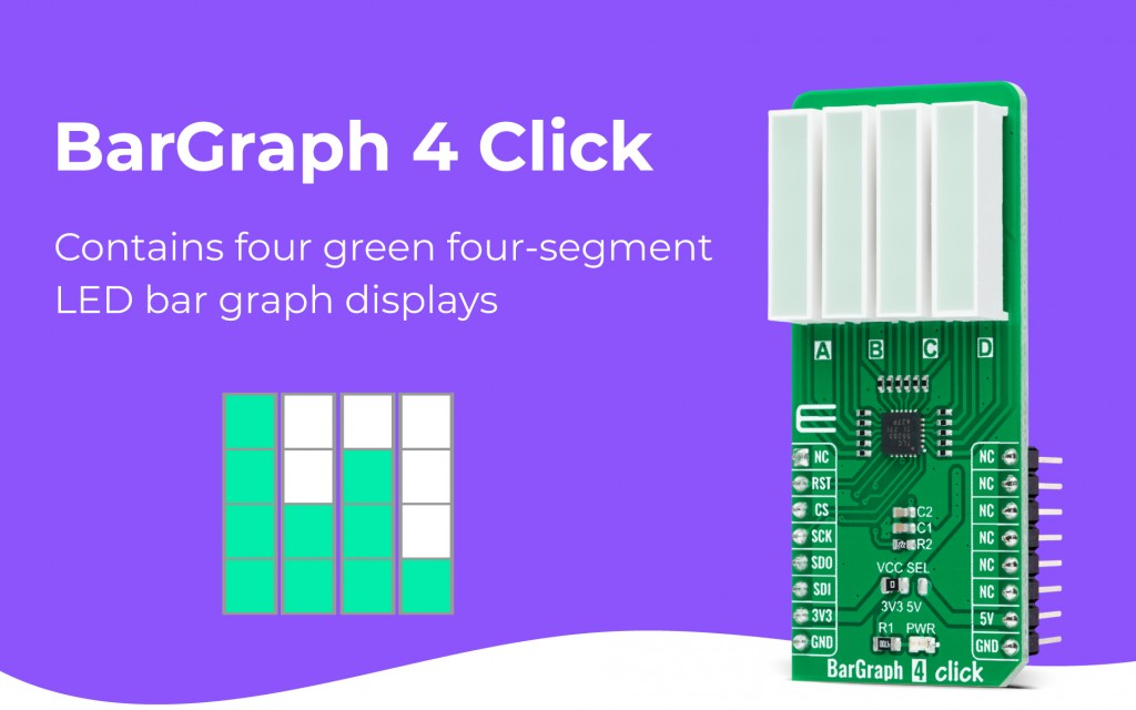 BarGraph 4 Click
