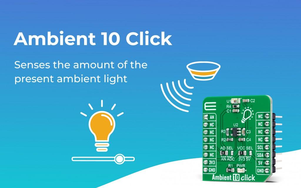 Ambient 10 Click