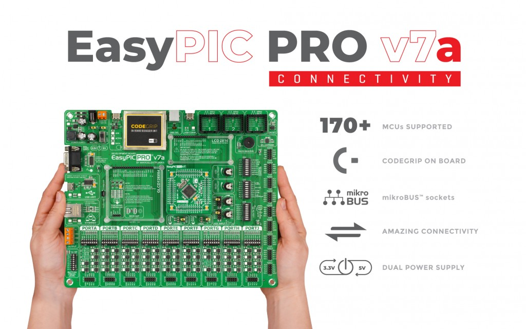 EasyPIC PRO v7a is here!