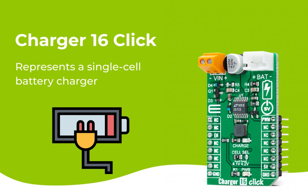 Charger 16 Click