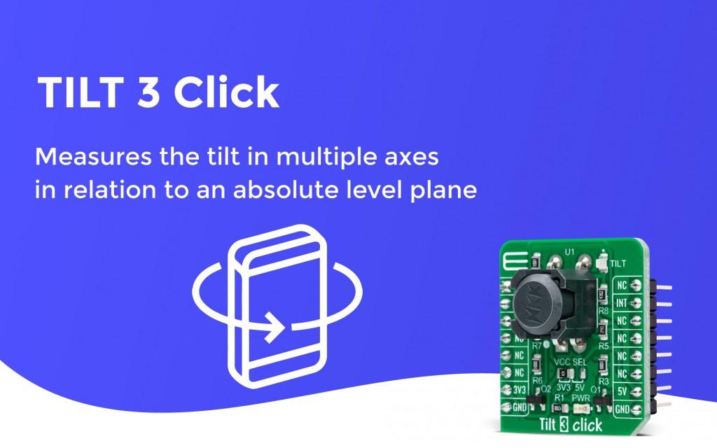 Tilt 3 Click