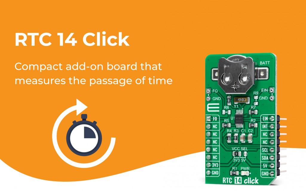 RTC 14 Click