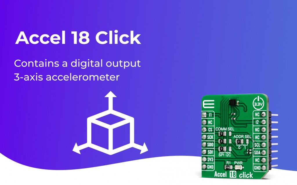 Accel 18 Click