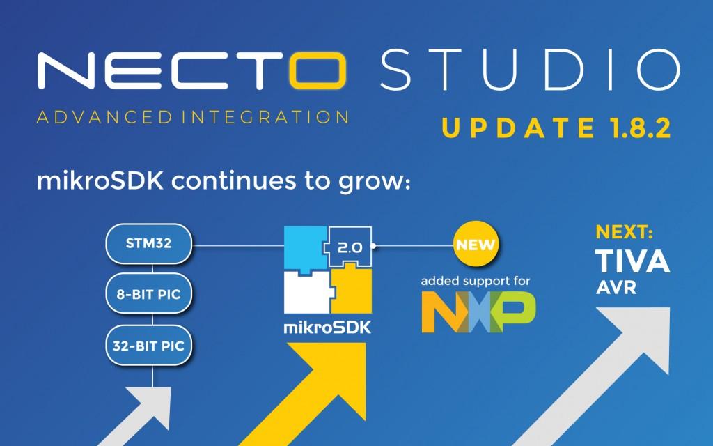 NECTO Studio update 1.8.2