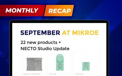 September at Mikroe