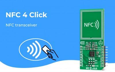 NFC 4 Click