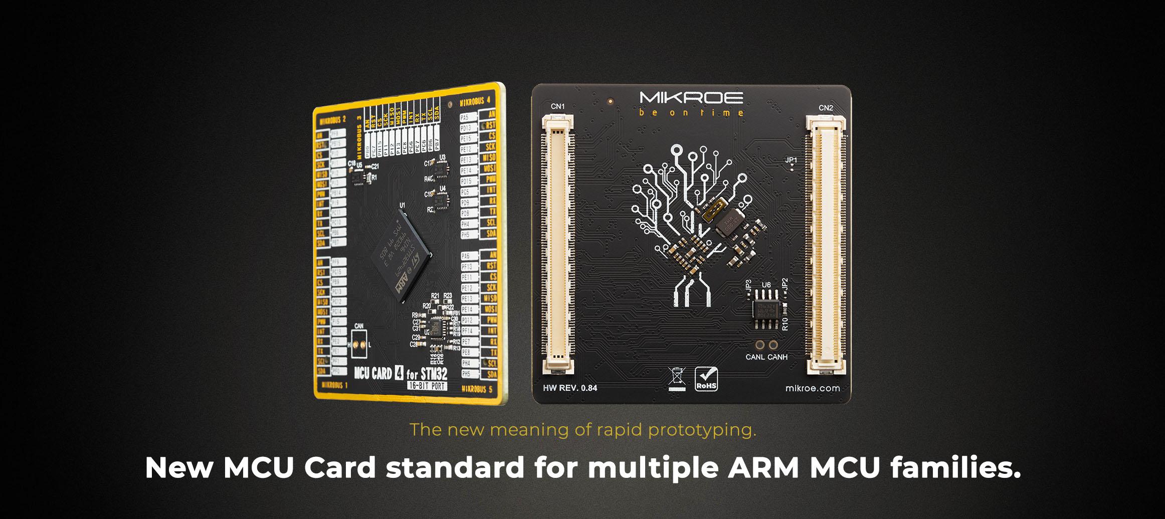MCU Cards