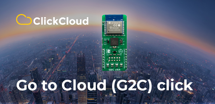 Go to Cloud (G2C) click
