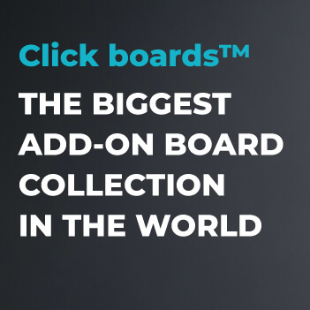 click boards mikroe banner