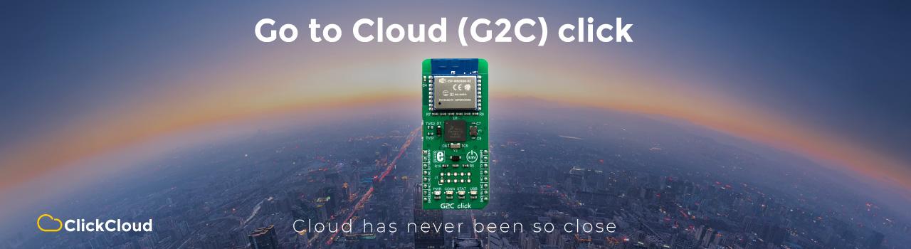 Go to Cloud (G2C) Click