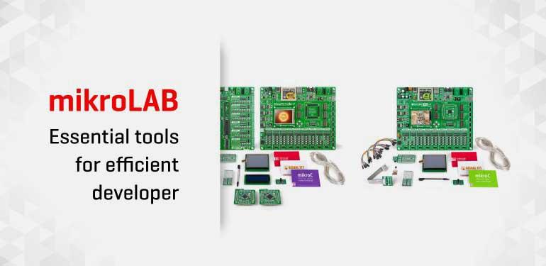 mikroLab Kits
