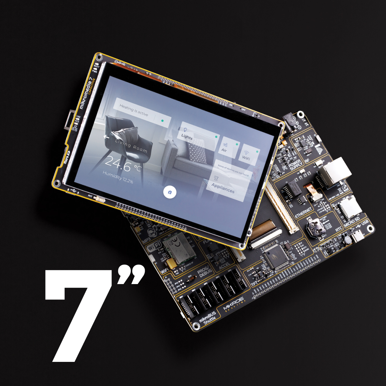 25% OFF mikromedia Smart Display 7