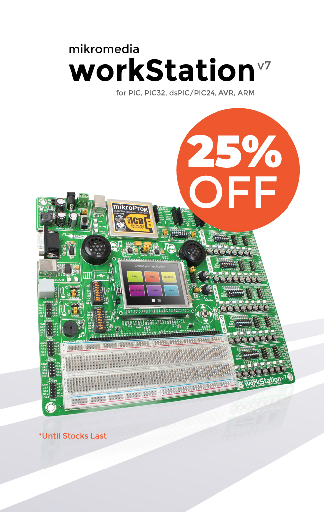 mikromedia WorkStation discount