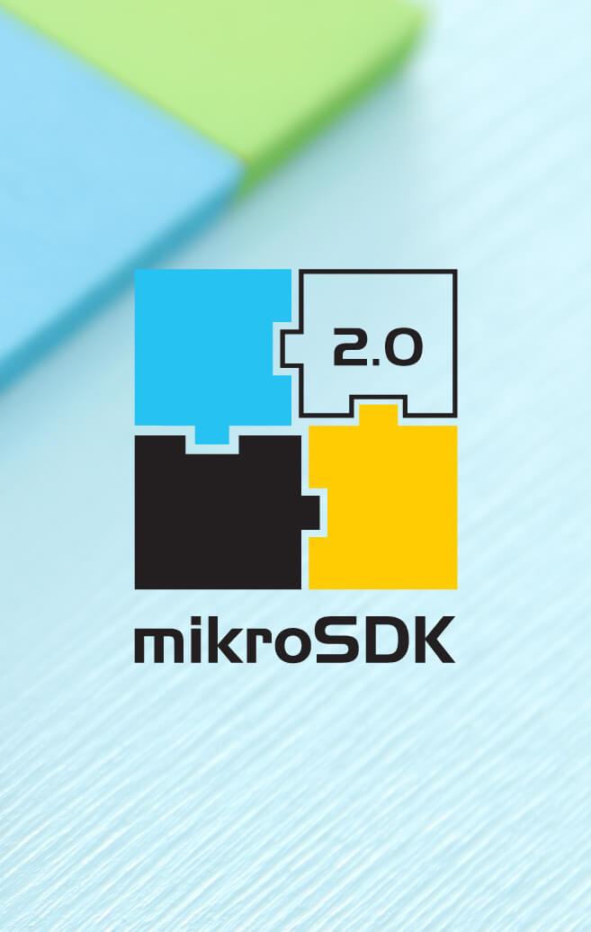 mikroSDK 2.0