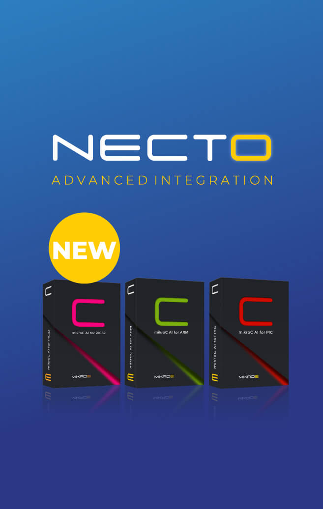Necto Studio Update