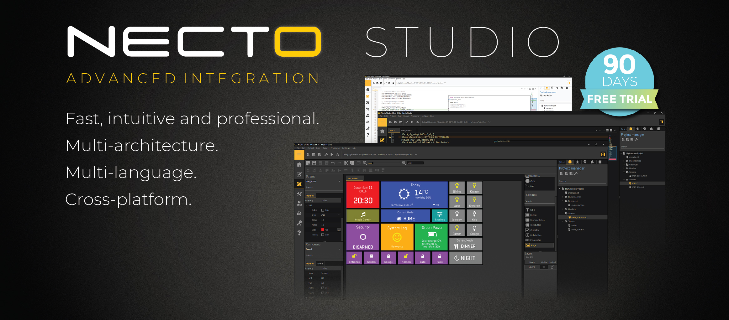 NECTO Studio is here!